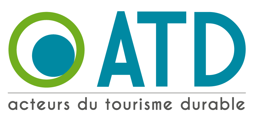 logo atd tourisme durable fond transparent